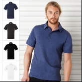 Tricou barbatesc polo slim fit - 51006 poza (1)