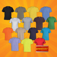 Tricou promotional barbatesc - Roly Promocional 6555 poza (1)