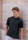 Tricou polo colorat barbatesc - SlimFit Polo 63-208