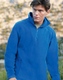 Hanorac barbatesc colorat - Half Zip Fleece 62-512