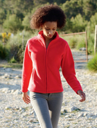 Jacheta de dama colorata - New Lady Fit Fleece Jacket 62-066 poza (1)