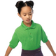 Tricou polo colorat - Safran Kids PK486