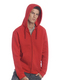 Hanorac barbatesc - Hooded Full Zip WM647