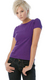 Tricou colorat de dama - Women Only TW012