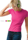 Tricouri colorate de dama - Women Only PC TW251