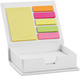 Cutie de etichete colorate si post-it - Memo Kit MO7627