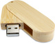 Memory card - Stick USB lemn - Eco MO1055