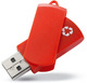 Memory card - Stick USB lemn - Eco MO1082